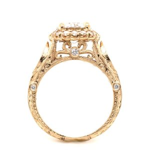 Vintage Engagement Ring OroSpot