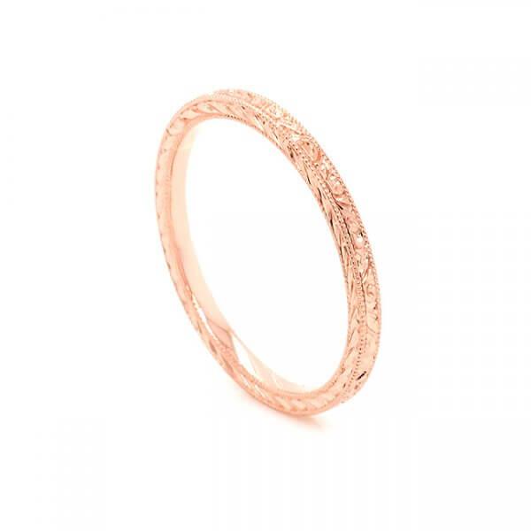 1.4mm antique wedding ring