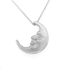 Happy Sad Angry Mood Swing Necklace