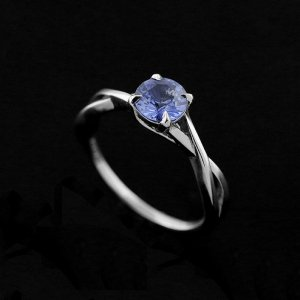 Blue Sapphire Engagement Ring OroSpot Custom Engagement Rings