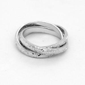 Engraved Wedding Bands